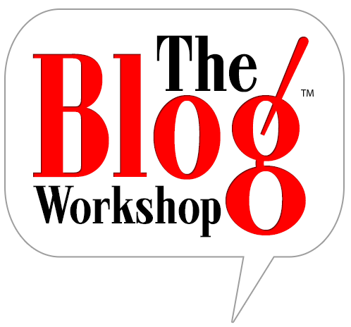 the blog workshop conference logo