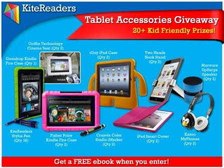 tablet accessory giveaway