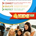 kids email flyer