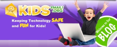 kids email is safe