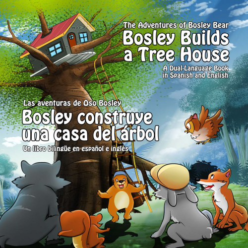 Bosley builds a tree house