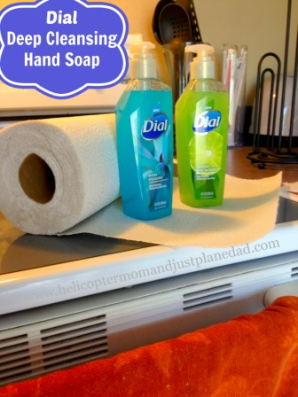 Dial Deep Cleansing Hand Soap #Dial