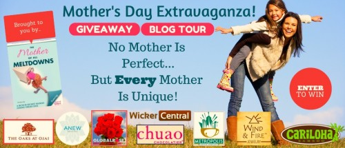 no mother is perfect Mothers Day Campaign