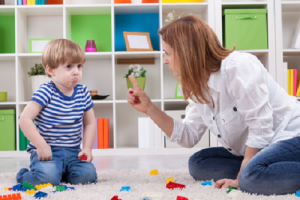 Here's how to handle those temper tantrums.