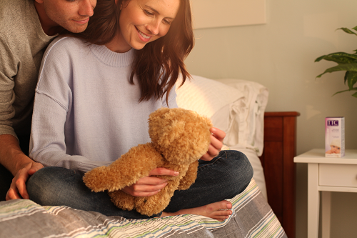 Trying to conceive?  See what works for this couple.