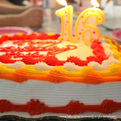 How to plan a Sweet 16 birthday party.