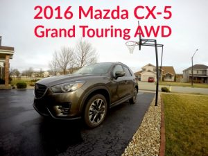 2016 Mazda CX5 on Helicopter Mom and Just Plane Dad