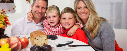 Tips On How To Stress Less During The Season Of Giving on Helicopter Mom and Just Plane Dad