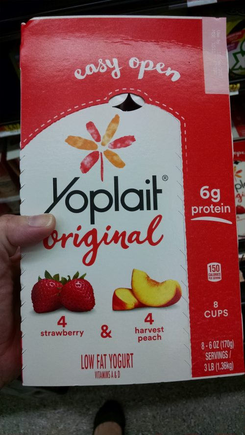 Yoplait Multipacks are easy open and perfect for lunches with Helicopter Mom and Just Plane Dad #Yoplait #MomOn #ad