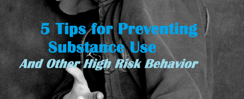 5 Tips for Preventing Drug Abuse in Teens at Helicopter Mom and Just Plane Dad