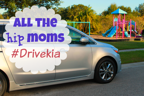 Helicopter Mom loves to #DriveKia