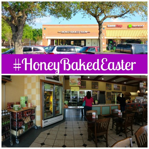 #HoneyBakedEaster front of store
