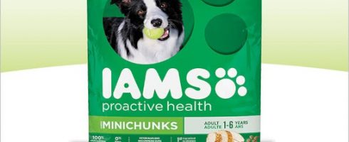 IAMS promo coupon at Target with $5 giftcard. #IamsDogOffer ad