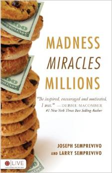 madness miracles millions book