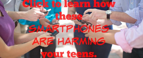 Smartphones harm teen brains