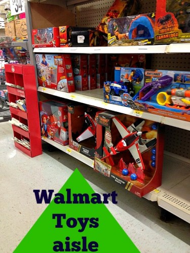 Walmart Toy Aisle Boys : Making holiday memories with disney planes